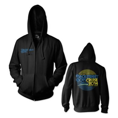 Backstreet Boys Sunburst Zip Hoodie