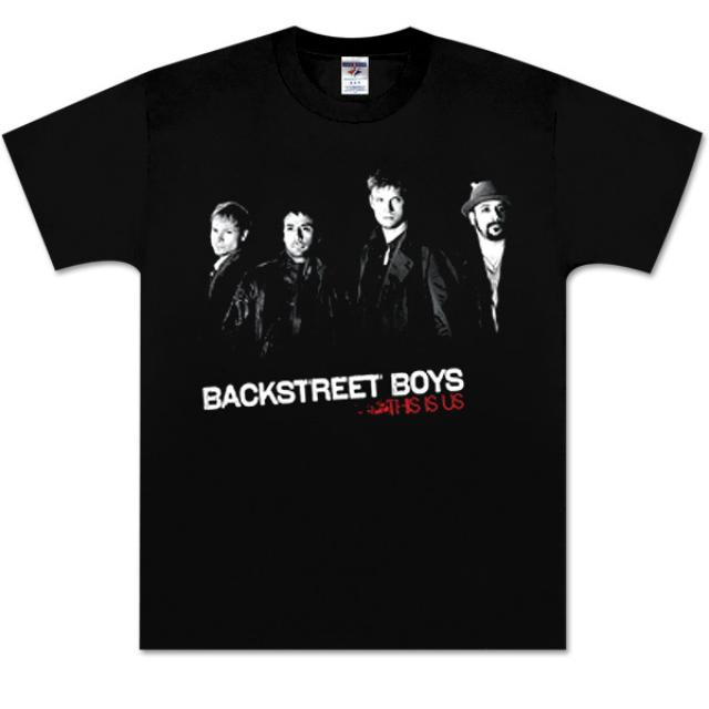 Backstreet Boys This Is Us Men's Shirt
