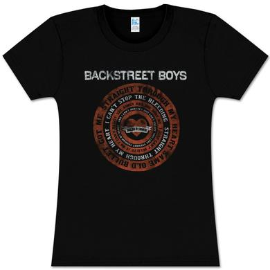 Backstreet Boys Bullseye Black Junior Babydoll