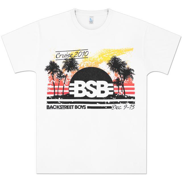 Backstreet Boys Beach T-Shirt