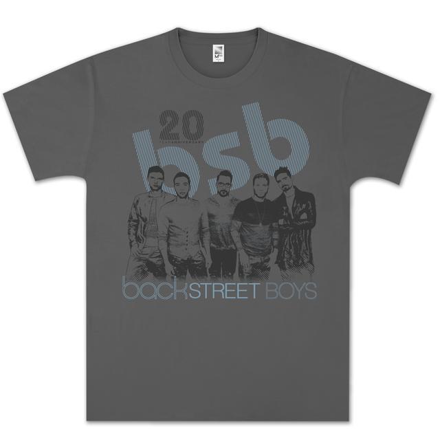 Backstreet Boys Five Boys T-Shirt