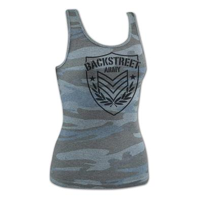 Backstreet Boys Army Girls Tank