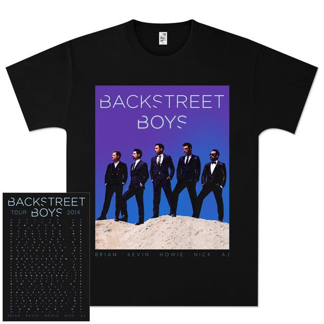 Backstreet Boys 2014 Tour T-Shirt