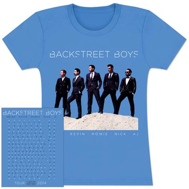 Backstreet Boys Sky High Girls T-Shirt