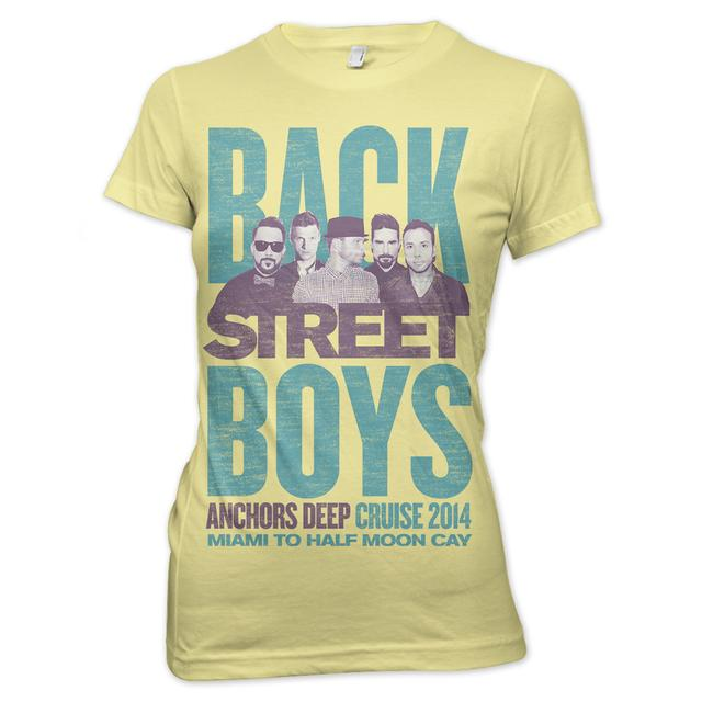 Backstreet Boys Photo Stack Jr T-Shirt