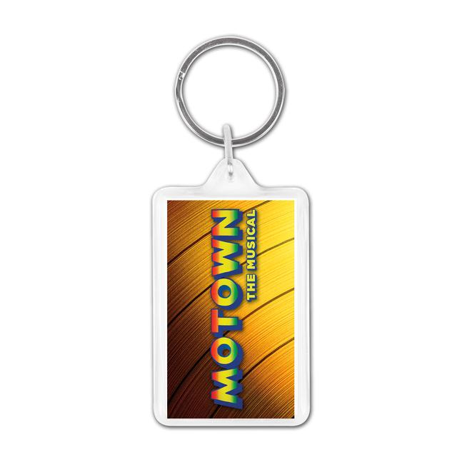 Motown The Musical Acrylic Keychain