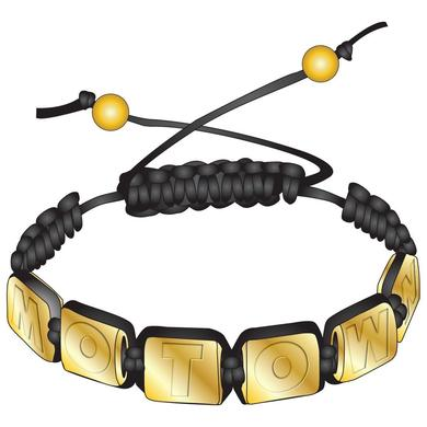 Motown The Musical Adjustable Bracelet