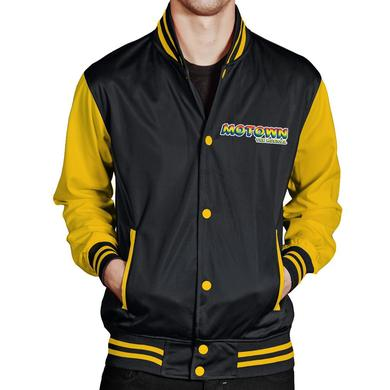 Motown The Musical Varsity Jacket