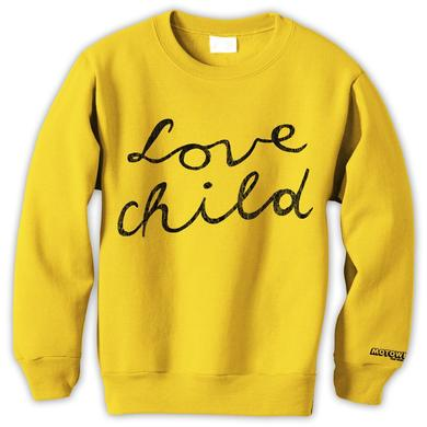 Motown The Musical Love Child Crewneck