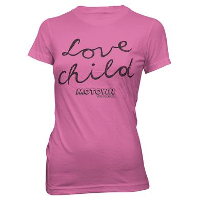 Motown The Musical Love Child (Motown) Girls T-Shirt