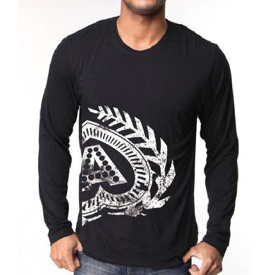 Axwell Basic Logo Crew Sweatshirt