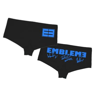 Emblem3 Signatures Hot Shorts
