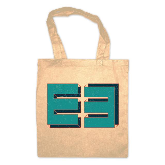 Emblem3 Block Logo Tote Bag