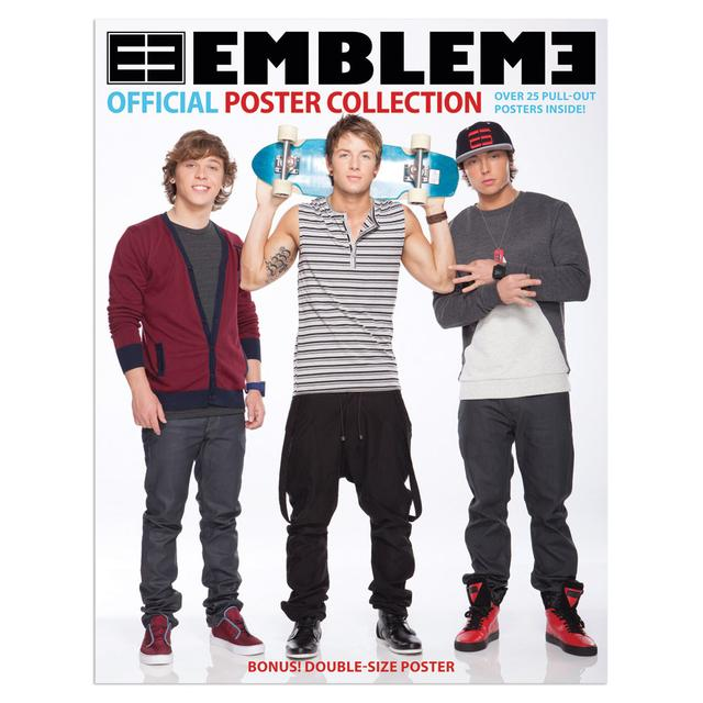 Emblem3 Poster Collection