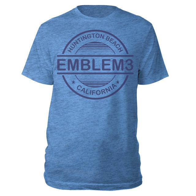 Emblem3 Circle Logo Tee