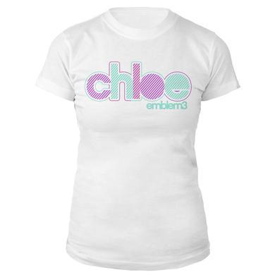 Emblem3 Chloe Girl's Tee