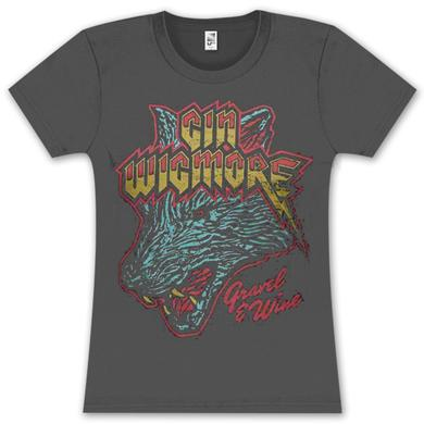 Gin Wigmore Wolf Babydoll T-Shirt