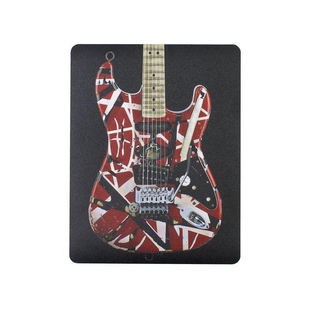 Eddie Van Halen Guitar Mouse Pad