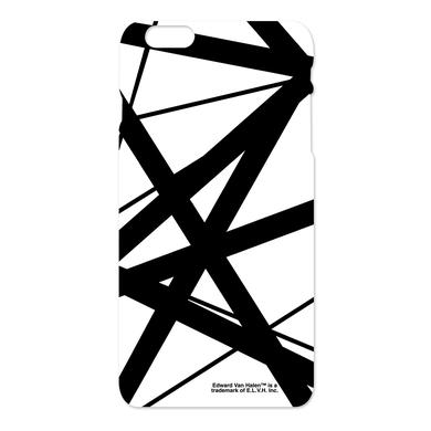 Eddie Van Halen Black/White iPhone 6+ Case
