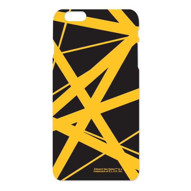 Eddie Van Halen Black/Yellow iPhone 6+ Case