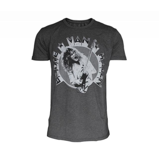 Eddie Van Halen Eruption T Shirt