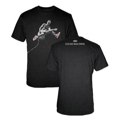 Eddie Van Halen Edward Jumping T-Shirt