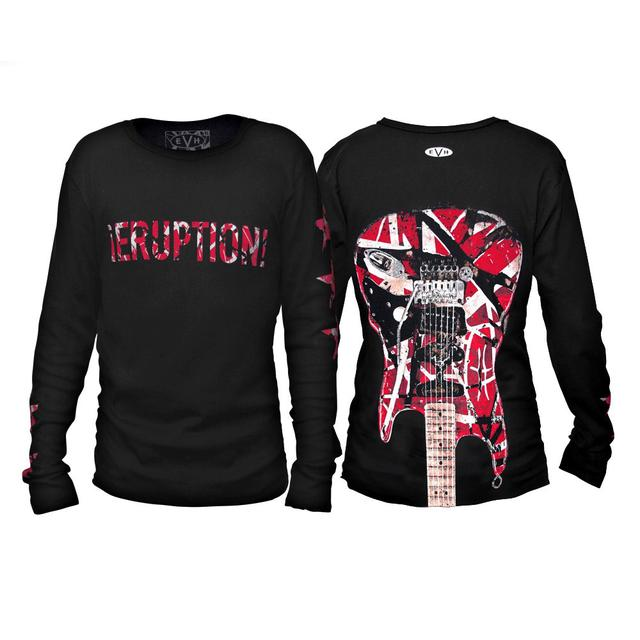 Eddie Van Halen Stripes & Guitar Thermal
