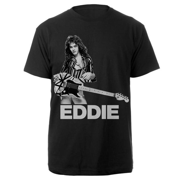 Eddie Van Halen Vintage Photo Tee