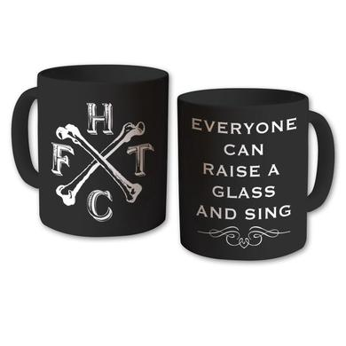 Frank Turner Raise a Glass Mug