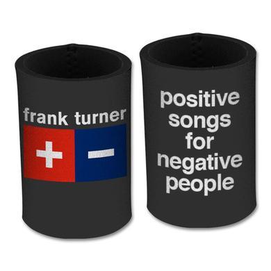 Frank Turner Positive Negative Koozie