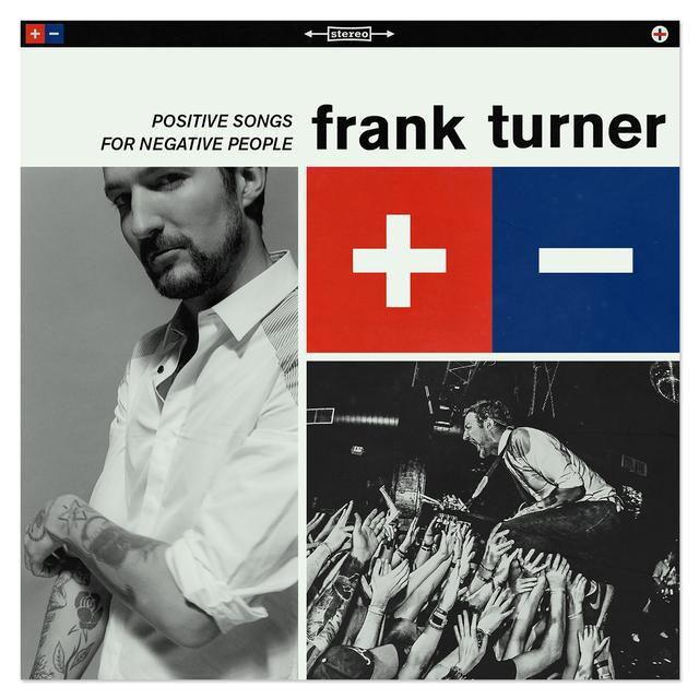 Frank Turner Positive Songs For Negative People Standard CD