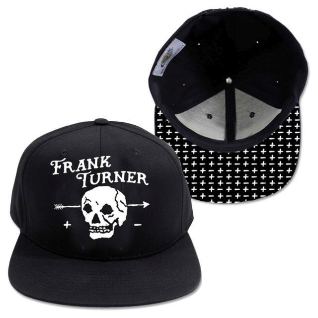 Frank Turner Skull Cap