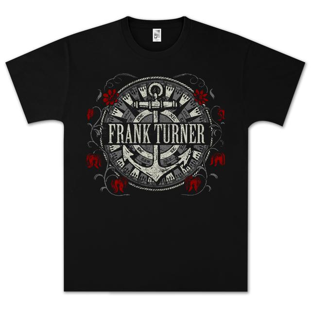 Frank Turner Anchor T-Shirt