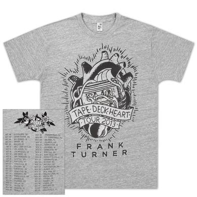 Frank Turner 2013 Tour T-Shirt