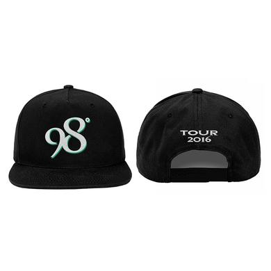 98 Degrees Logo Tour 2016 Hat