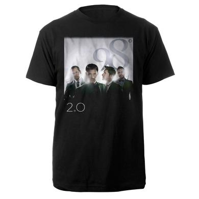 98 Degrees 2.0 Album Tee