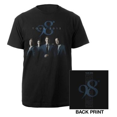 98 Degrees Band Photo Tour Tee