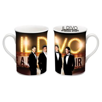 Il Divo Coffee Mug