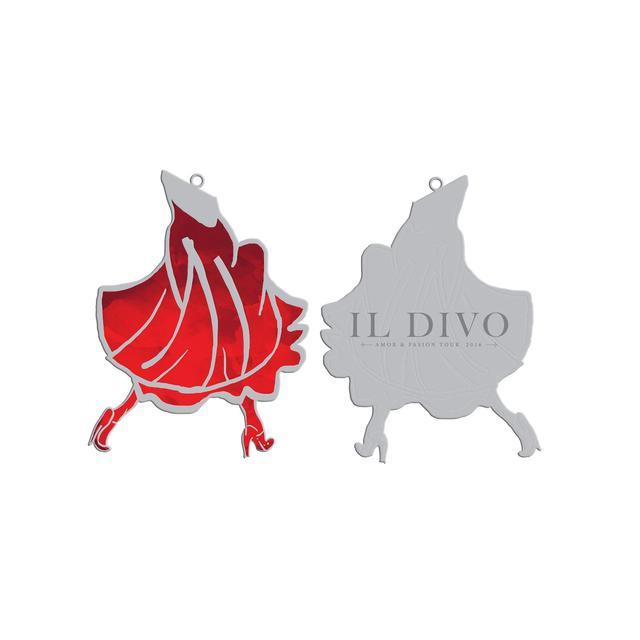 Il Divo Dancer 2016 Keychain