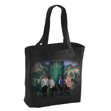 Il Divo Photo 2016 Black Tote Bag