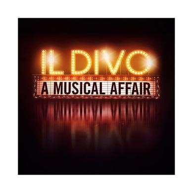 Il Divo A Musical Affair CD