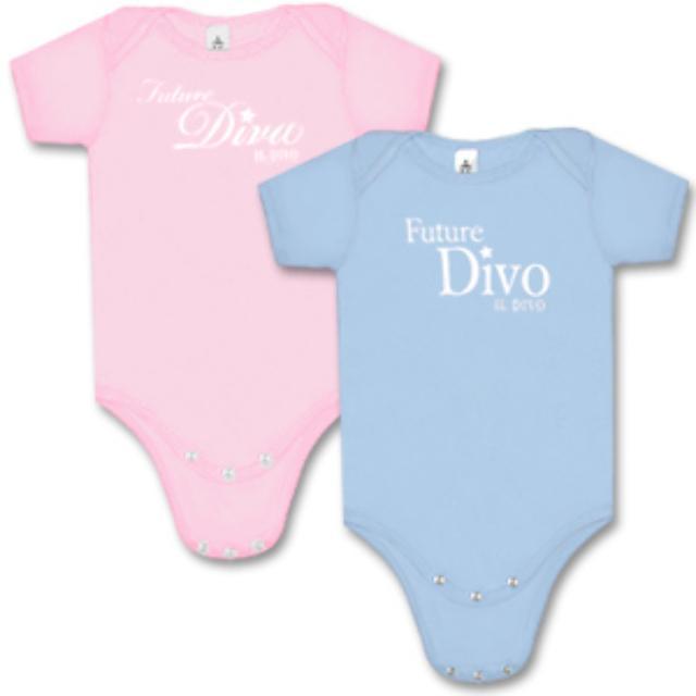 Il Divo - Future Diva/Divo Onesie