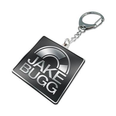 Jake Bugg Square Keychain