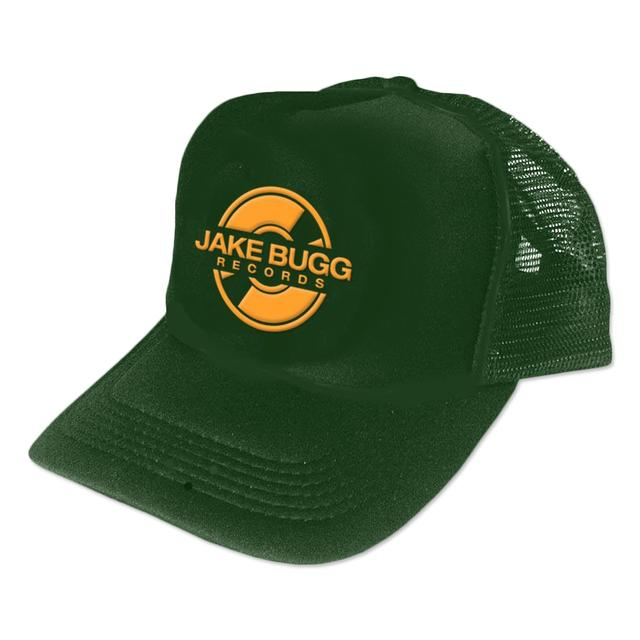 Jake Bugg Records Logo Hat