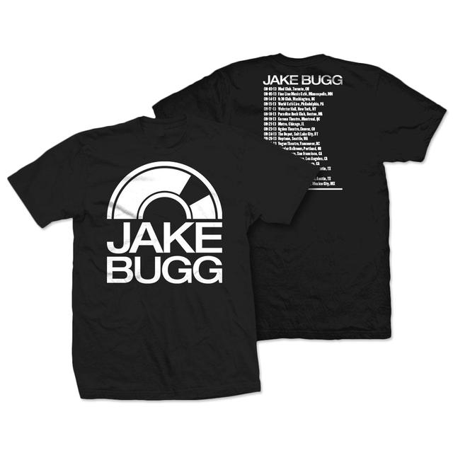 Jake Bugg Logo Dateback T-Shirt