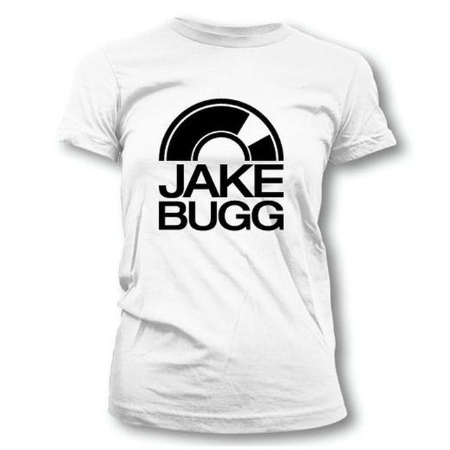 Jake Bugg Girls Logo T-Shirt