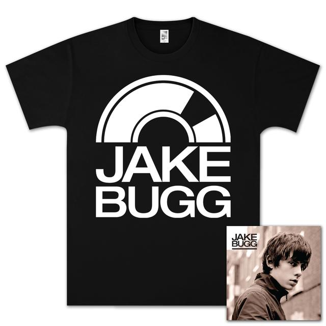 Jake Bugg CD/T-Shirt Bundle
