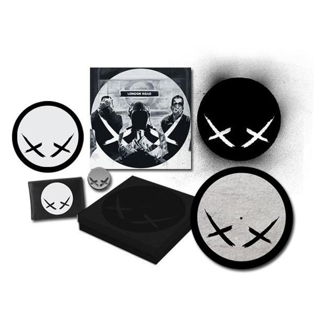 Modestep London Road Limited Edition CD Box Set