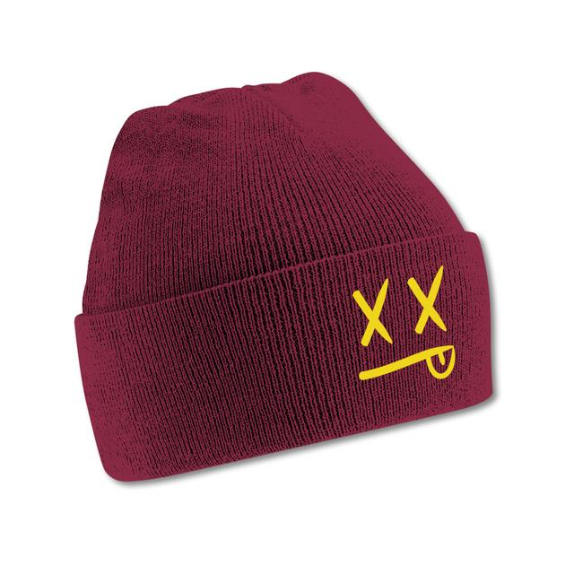 Modestep Smiley Face Beanie