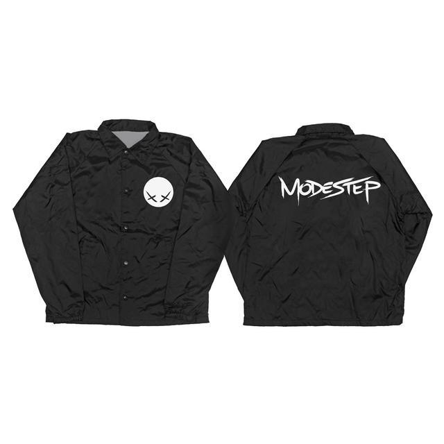 Modestep Logo Coach Jacket